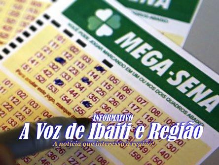Mega-Sena acumula e prêmio vai a R$ 6,5 milhões; dois curitibanos acertam a quina