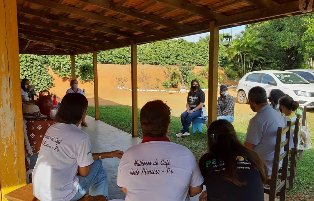 Projeto Caminho do Café das Mulheres visa fomentar o turismo local e alavancar a venda do produto