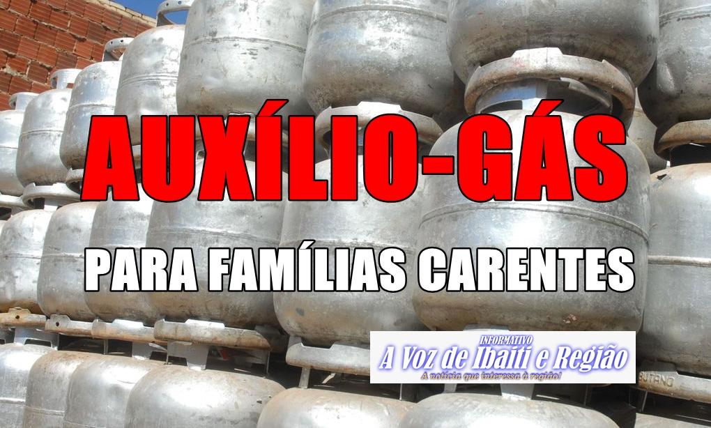 ALÍVIO NO BOLSO: Auxílio-gás é aprovado para famílias de baixa renda com duração de 5 anos